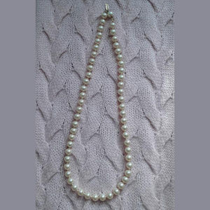 Marvella faux pearls 20""